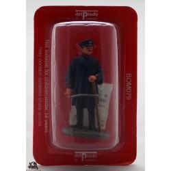 Figurina Del Prado pompiere uscita tenendo Spagna 1951