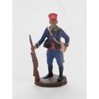 Figurina Atlante algerino Tirailleur dal 1914