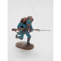Puntatore di gunner Atlas figurina del canon di 75