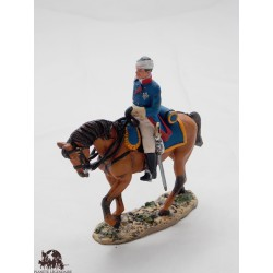 Del Prado Duque de figurita de Brunswick 1806 Prusia