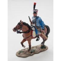 Figurine Del Prado Soldat 1er Hussard 1800