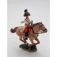 Figurine Del Prado Troupe man 6th Inniskilling GB 1815