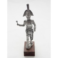 Le Prince Serpent Imperial Guard 1809 pewter