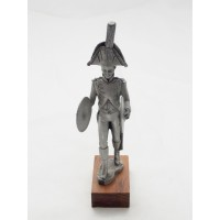 Prince drum Imperial Guard 1809 pewter