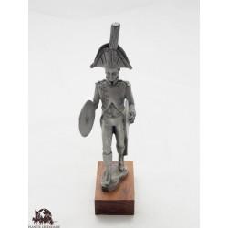 Les Etains du Prince Cymbales Garde impériale 1809