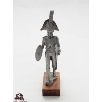 Peltro cembali 1809 guardia imperiale Principe