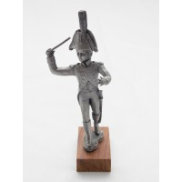 Prince cymbals Imperial Guard 1809 pewter