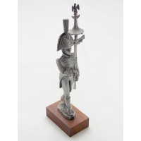 The Prince Imperial Guard 1809 clarinet pewter