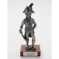 The bassoon Imperial Guard 1809 Prince pewter