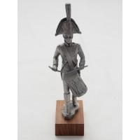 Peltro della guardia imperiale Principe Caisse claire 1809
