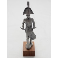 Pewter of Prince Caisse claire Imperial Guard 1809