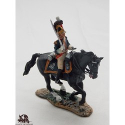 Figure Del Prado Troopman Royal Horse Guard B.C. 1812