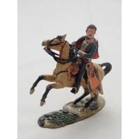 Figurina Del Prado uomo, truppa UK guardia reale a cavallo. 1812
