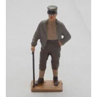 Figurine CBG Mignot General Montgomery