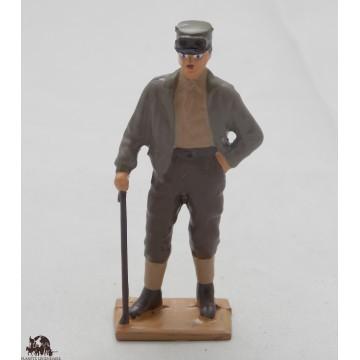 Figurine CBG Mignot Général Leclerc