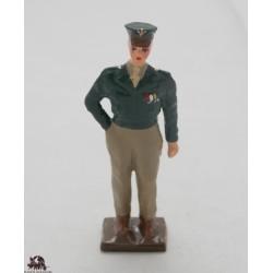 Figurine CBG Mignot General Eisenhower