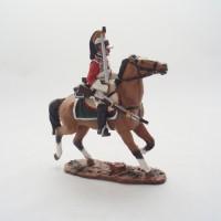 Figurine Del Prado Cuirassier Espagne 1810-11