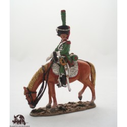 Del Prado Hunter Italian figurine 2nd Regiment, 1812