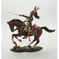 Figura Del Prado Dragon Officer dell'imperatrice 1812