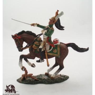 Figure Del Prado Dragon Officer of empress 1812