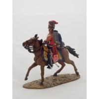 Estatuilla Del Prado Chevau luz 1er Regimiento del ducado de Berg 1812
