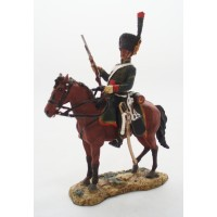 Figura Del Prado Imperial Guard Hunter 1809