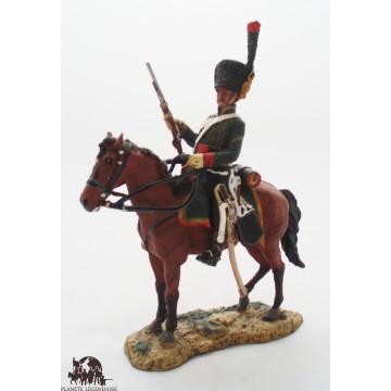 Figurina di guardia imperiale del Prado Hunter 1809