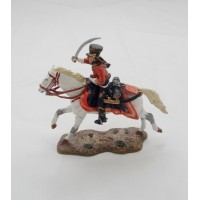 Figurine Del Prado Officier Hussards France 1807