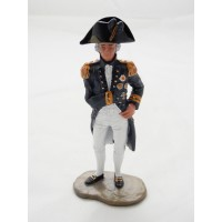 Figure Del Prado Rifleman mounted Cherokee 1st Regiment