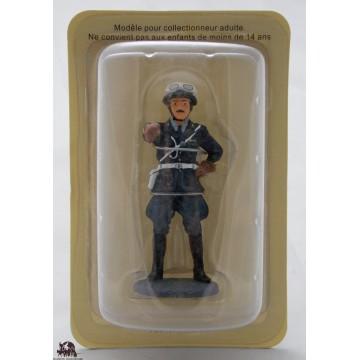 Figurine Del Prado Constable motorcyclist 1958