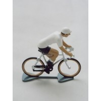 Figurine CBG Mignot cyclist yellow Tour de France Jersey