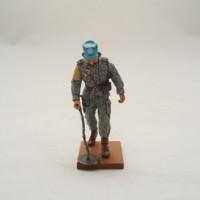 Figurine Del Prado Officier Démineur UNEF Pologne 1979
