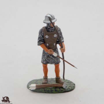 Figurine Altaya Archer Anglais XIIIe siècle