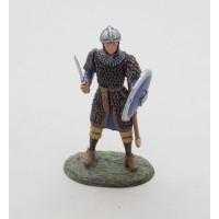Altaya soldato con moschetto 15th secolo figurina