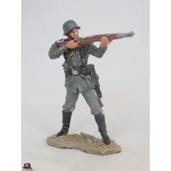 Del Prado infantry soldier 1940 German figurine