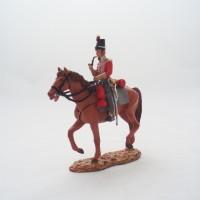 Figurine Del Prado Officier de Chevau-légers 1812