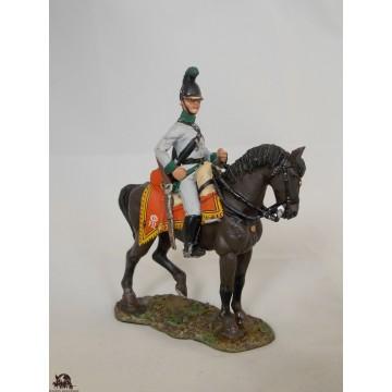 Figurine Del Prado Chasseur Jager Autrichien 1800
