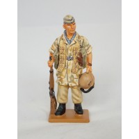 Figurine Del Prado Parachutiste Jager 1942