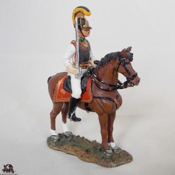 Figurine Del Prado 1814 Austrian Cuirassier officer