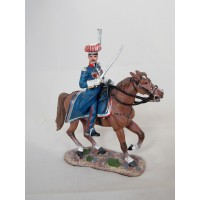 Figurine Del Prado Officier Cosaque du régiment Krakus 1812