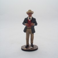 Jugador de tarjeta del Prado