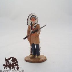 Figurine Del Prado Sitting Bull