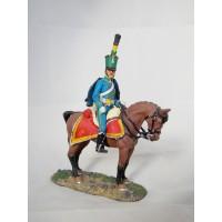 Figurina Del Prado 1809 ungherese Hussar