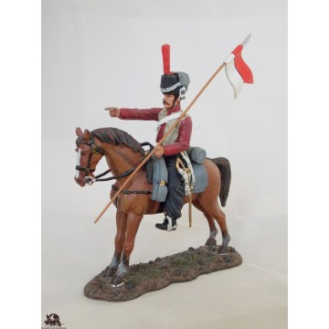 Figure Del Prado Tatar of Lithuania Imperial Guard France 1812