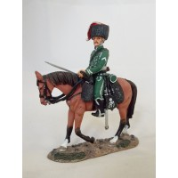 Figur Del Prado Mann der Truppe, Jäger Nassau, 1810