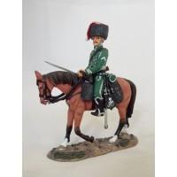 Figura Del Prado Troop man, Nassau Hunter, 1810