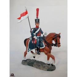 Figurine Del Prado Gendarme Lancier Armée du Roi Joseph