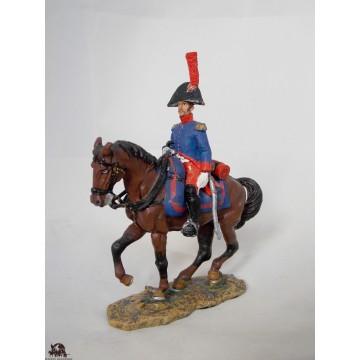 Figurine Del Prado Officier Pandour de Dalmatie 1810-14