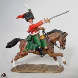Figurine Del Prado Général Charles Comte Lefebvre Desnouettes 1815