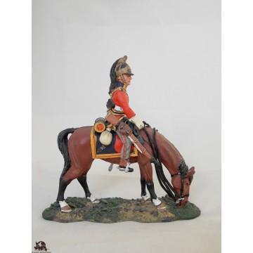 Figurine Del Prado Soldat 1er Royal Dragons 1814